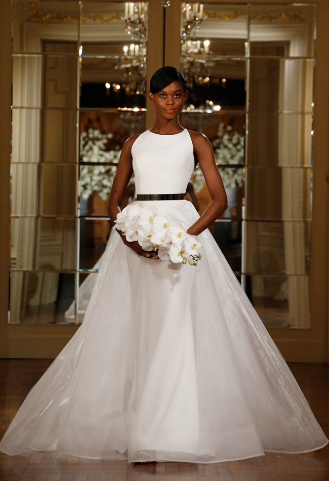 entry romona spring wedding dresses