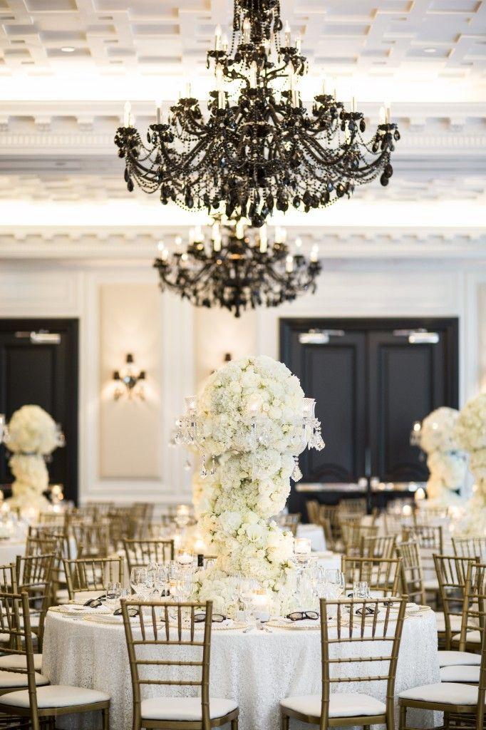 Trendy chandeliers best elements in wedding decoration 2014 – Trendy Chandeliers