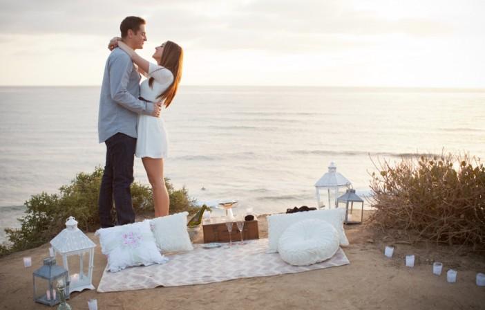 Romantic Marriage Proposals