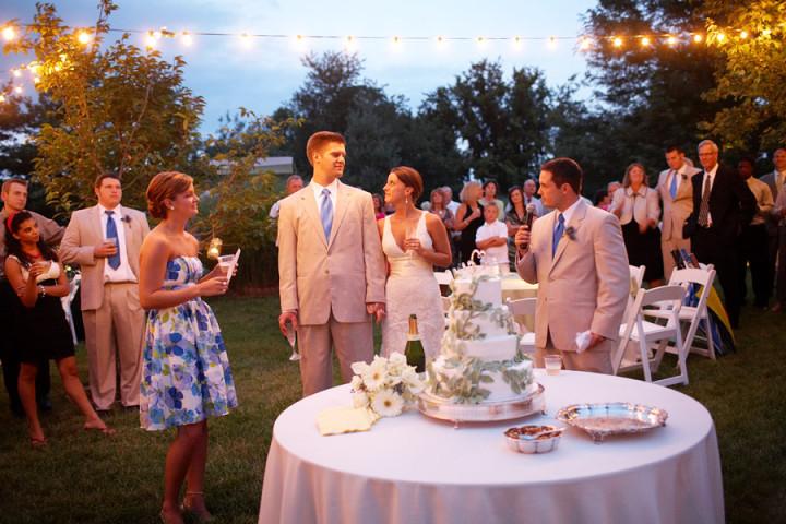 Необычное и красивое поздравление на свадьбу