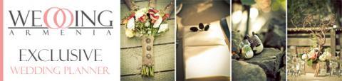 Exclusive Wedding Planner in Armenia