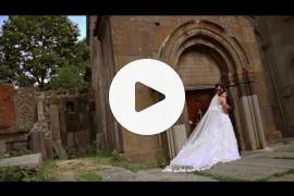 Wedding at Tsaghkadzor Marriott Hotel, Armenia