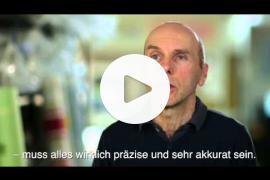 Laura Ashley Wallpaper Process Made In Britain   German Subtitle